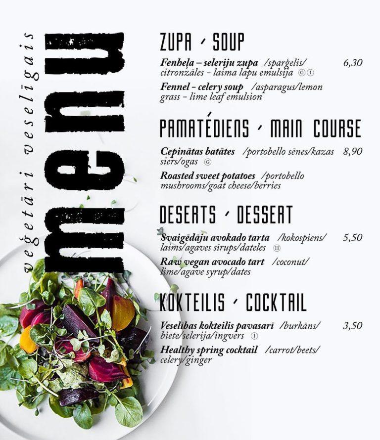 """(Facebook) Labrīt labrīt!! Šodien """"atveram"""" Pavasara Veģetāri-Veselīgo ēdienkarti....."""